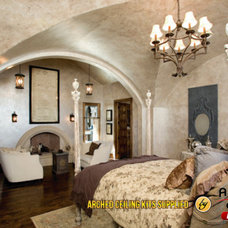 Bedroom by Archways And Ceilings Made Easy