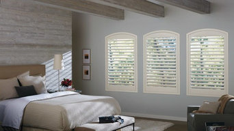 Arched Shutters for the Bedroom