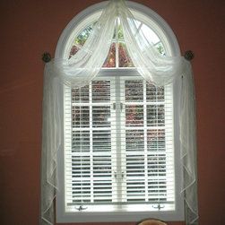 Arched top windows - Diane