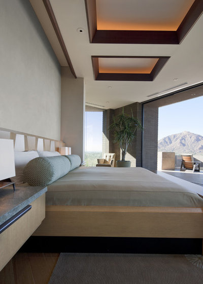 Southwestern Bedroom by SWABACK pllc