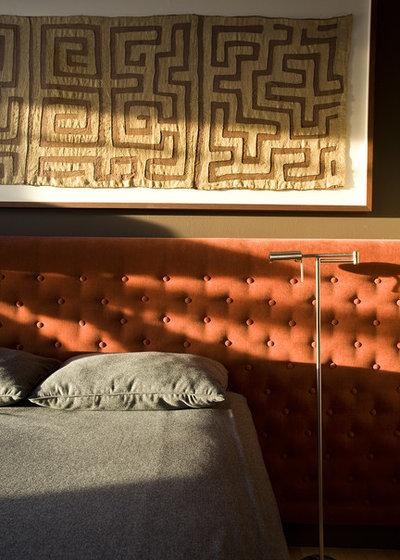 Contemporain Chambre Architectural and Interior Photography