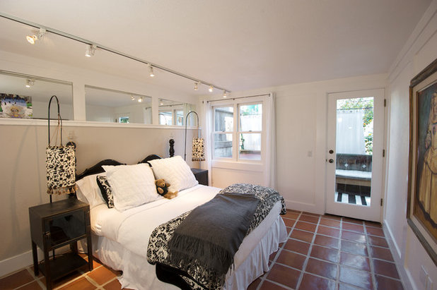 Eclectic Bedroom by Ed Ritger Photography