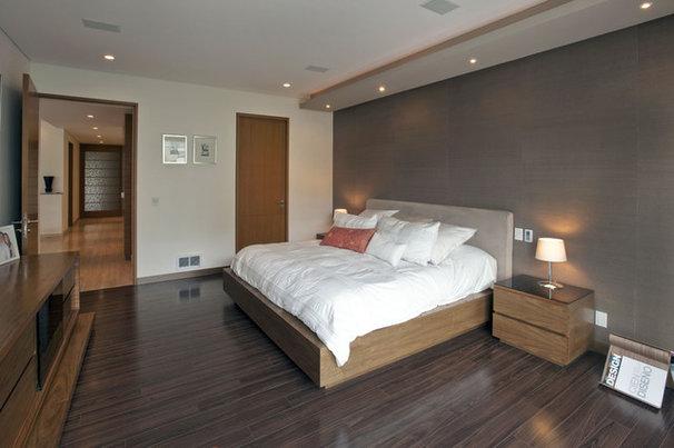 Contemporary Bedroom ARCO Arquitectura Contemporanea