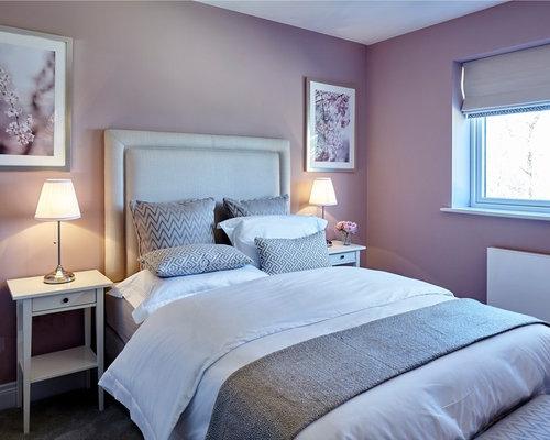 Camera degli ospiti classica dublino foto e idee per for Arredare camera ospiti