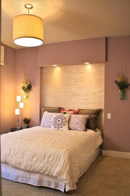 Contemporary Bedroom by Designs on Madison