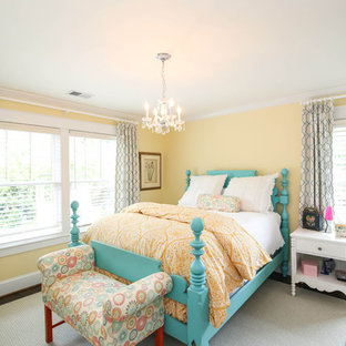 Turquoise And Yellow | Houzz