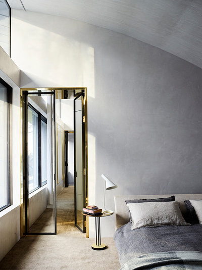 Contemporary Bedroom by Rob Mills Architecture & Interiors