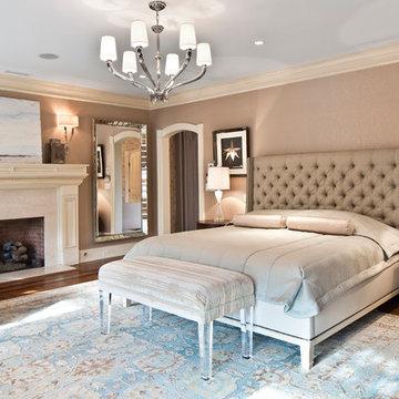 Armonk Luxurious Master Bedroom Suite