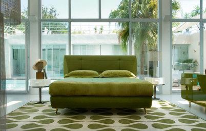 Emerald Green Pulls Nature Indoors