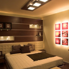 Modern Bedroom by Art&deco