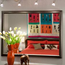 Modern Bedroom by Taste Design Inc