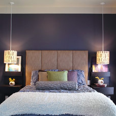 Contemporary Bedroom by Natalie Younger Interior Design, Allied ASID