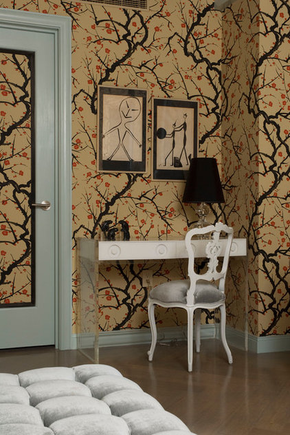 Modern Bedroom by Amy Lau Design