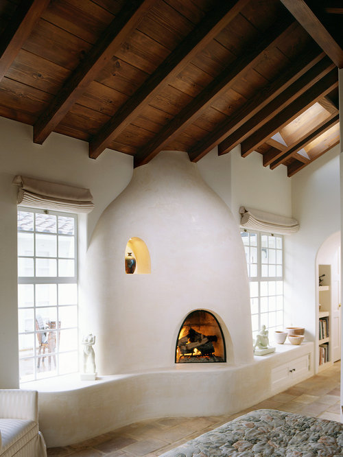 Kiva Fireplace Houzz