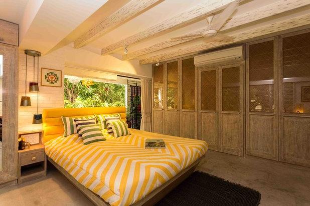 Indian Bedroom by Shabnam Gupta
