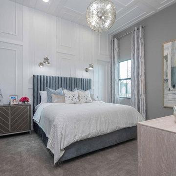 Artistry Palm Beach - Michelangelo Model Contemporary Guest Bedroom