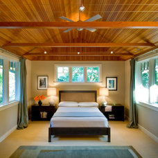 Traditional Bedroom by Van Dusen Architects
