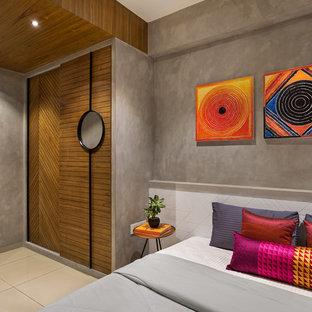 Ispirazione per una camera da letto etnica