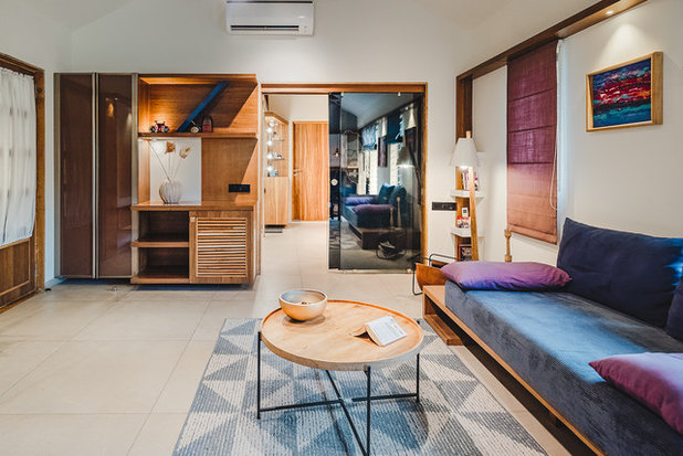 Asian Bedroom by Design Box