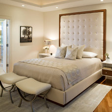 Contemporary Bedroom by RM Interiors