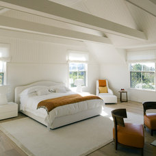 Rustic Bedroom by Ascher Davis Architects, LLP