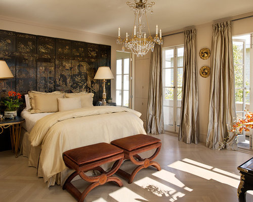 Brown And Gold Bedroom Houzz