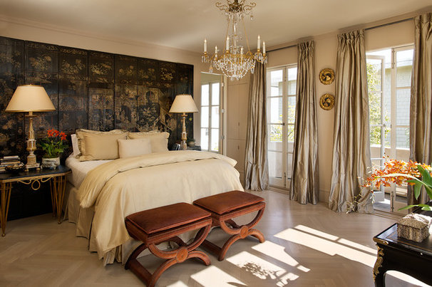 Traditional Bedroom by Candace Barnes