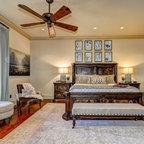 Guest Room Rustic Bedroom Boston By Giambastiani