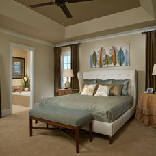 Traditional Bedroom by Parkwood Homes