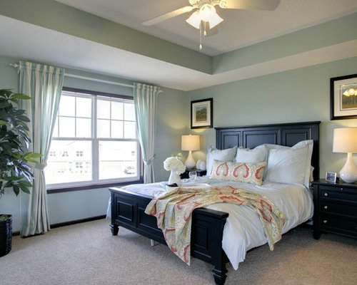 Sherwin williams quietude ideas pictures remodel and decor for H b bedrooms oldham