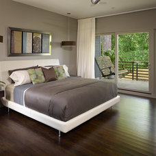 Modern Bedroom by TaC studios, architects