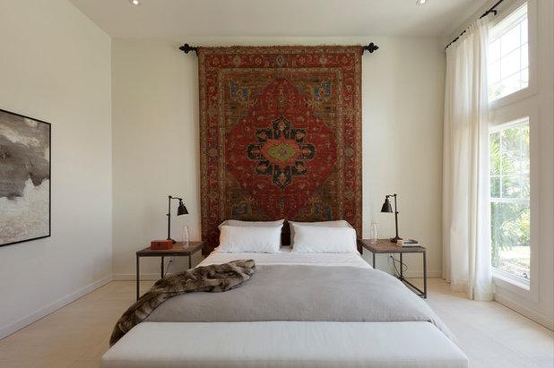 Scandinavian Bedroom by Ashton Woods