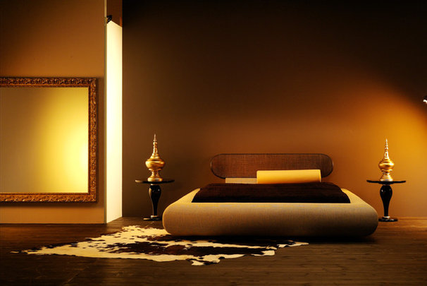 Asian Bedroom by Imagine Living