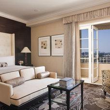 Asian Bedroom by Smith Firestone Associates