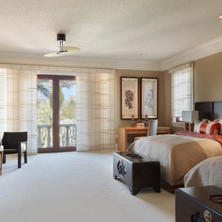 Asian-Inspired Guest Bedroom