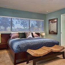 Contemporary Bedroom by Elle Interiors, Ellinor Ellefson