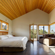 modern bedroom by Carney Logan Burke Architects