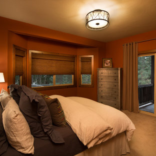 This is an example of a bedroom in Sacramento.