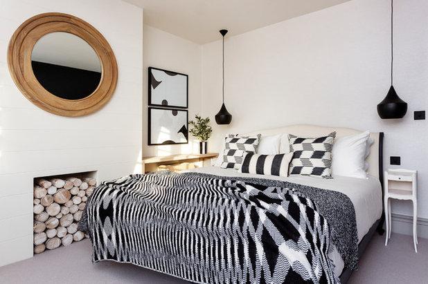Modern Bedroom by HUX London