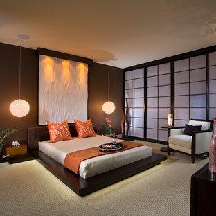 Charming Asiatisches Schlafzimmer In Orange County