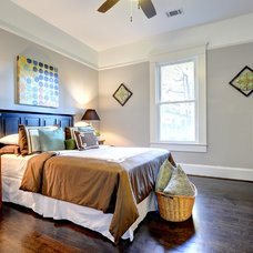 Traditional Bedroom by Carl Mattison Design