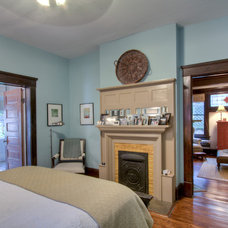 Craftsman Bedroom by Historical Concepts