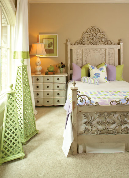 Traditional Bedroom by Insidesign