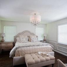 Traditional Bedroom by Vincent Longo Custom Builders