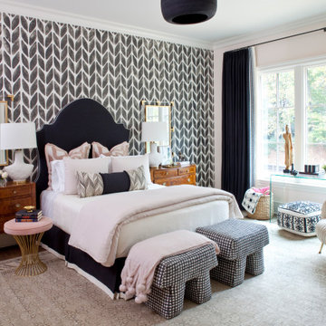Atlanta Homes and Lifestyles Home for the Holiday Showhouse