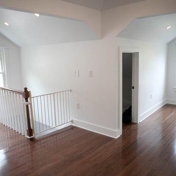 Attic Addition, Bedroom, Brookside, Kansas City, MO