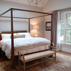 Traditional Bedroom by Amy Koch Interiors