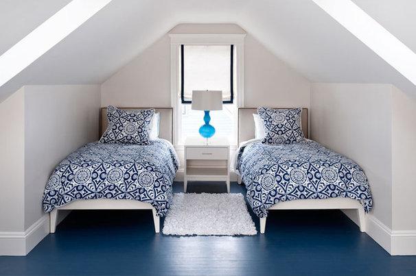 Traditional Bedroom by MANDARINA STUDIO interior design
