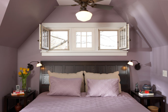 Traditional Bedroom by Sylvestre Construction