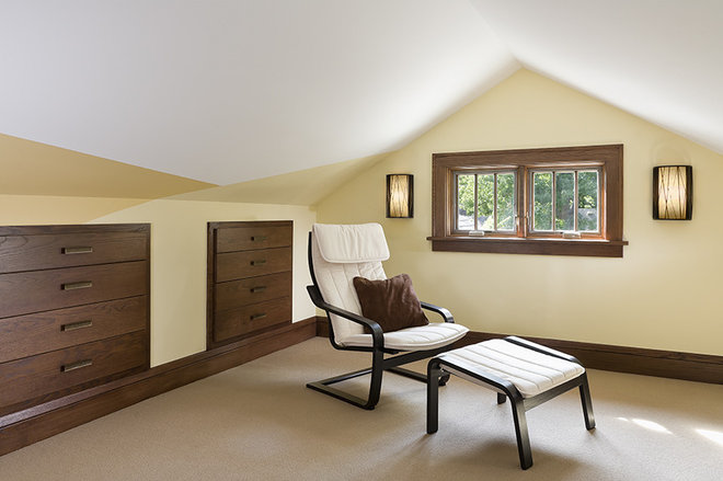 Contemporary Bedroom by Otogawa-Anschel Design-Build